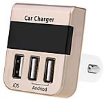 Зарядное устройство и аксессуары Другое 3 USB порта Только зарядное устройство DC 12V/2,1A