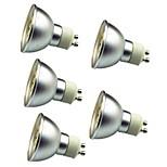 3W GU10 LED Spotlight 30 leds SMD 5050 Decorative Warm White Cold White 280lm 3000-7000K AC 12V
