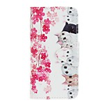 Case For P9 Lite P10 Lite Card Holder Wallet with Stand Pattern Full Body Cat Hard PU Leather for Huawei P10 Lite Huawei P9 Lite