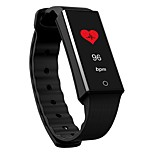 yy z4 мужская женщина bluetooth smart bracelet / smartwatch / цветной экран для iOS android phone