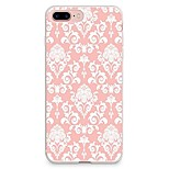 Case For IPhone 7 6 Lace Printing TPU Soft Ultra-thin Back Cover Case Cover iPhone 7 PLUS 6 6s Plus SE 5s 5 5C 4S 4