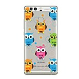 Case for Huawei P8 Lite2017 P10 Cover Transparent Case Owl Soft TPU for P10 Lite P10 Plus P9 Plus P9 Lite P9 P8 Lite P8 Mate9 Pro Mate9 Mate8