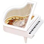 Music Box Toys Piano Musical Instruments Plastics Wood Pieces Kid Unisex Birthday Gift