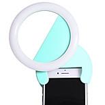 Черные s02l телефон объектив алюминиевый светодиодный свет сотовый телефон объектив объектив для samsung Android-смартфонов iphone