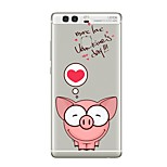 Case for Huawei P8 Lite2017 P10 Cover Transparent Case Animal Soft TPU for P10 Lite P10 Plus P9 Plus P9 Lite P9 P8 Lite P8 Mate9 Pro Mate9 Mate8