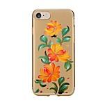 Чехол для iphone 7 6 цветка tpu мягкая ультратонкая задняя крышка чехол для iphone 7 плюс 6 6s плюс se 5s 5 5c 4s 4