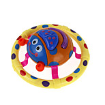 Toy Instruments Toys Circular Plastics 2 Pieces Unisex Gift
