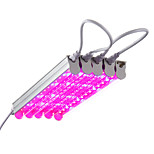 cheap -30W LED Grow Lights Tube 75 SMD 5730 270-300 lm Red Blue K Decorative AC 85-265 V