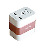 Телефон usb charger schneider electric de plug uk plug us plug au plug multi ports 1 розетки 2 порта USB 10a ac 100v-250v