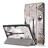 Print case cover für lenovo tab4 tab 4 10 x304f tb-x304f tab4-x304n tb4-x304 mit Displayschutzfolie