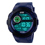 SKMEI® 1027  2017 New Skmei Brand Sports Watches Fashion LED Digital For Men Military Watch Dive Swim Outdoor Wristwatches