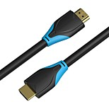 VENTION HDMI 1.4 Connect Cable, HDMI 1.4 to HDMI 1.4 Connect Cable Male - Male 1080P Gold-plated copper 1.5m(5Ft)