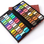 82-Colors Wallet Eyeshadow Kit Super Shimmer Eye Makeup