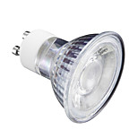5W GU10 Точечное LED освещение MR16 1 светодиоды Тёплый белый Холодный белый 400lm 3500K 220V