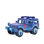 3D пазлы Игрушки Автомобиль Транспорт Ручная Pабота 1 Куски
