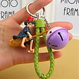 Сумка / телефон / брелок шарм дий звон колокол смолы ремесла мультфильм игрушка телефон ремень смола нейлон металл аниме