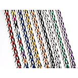 Муж. Браслеты-цепочки и звенья Панк Rock Титановая сталь В форме линии Бижутерия Назначение Для вечеринок