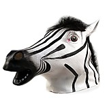 Halloween Mask- Horse Unicorn Zebra