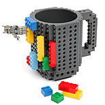 DIY KIT Building Blocks Toys Cup Horse Pieces Not Specified Gift