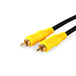 RCA Connect Cable, RCA to RCA Connect Cable Male - Male 10.0m(30Ft)