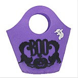 Ghost Monster Pumpkin Bags and Purses Halloween Festival/Holiday Halloween Costumes Purple Fashion
