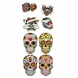 Tattoo Stickers Totem Series Others Pattern Lower Back Waterproof Women Men Teen Flash Tattoo Temporary Tattoos