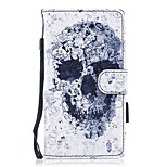 Case For Huawei P10 Lite Wallet Card Holder with Stand Flip Pattern Magnetic Full Body Skull Hard PU Leather for Huawei P10 Lite Huawei