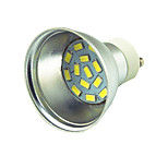1 pc 3W LED Spotlight 15 leds SMD 5730 Decorative Warm White Cold White 300lm 3000-7000K DC 12-24V