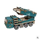 Набор для творчества 3D пазлы Пазлы Пазлы и логические игры Военная техника Игрушки Игрушки Транспорт Армия Новый дизайн Куски