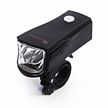 Luz LED Iluminação luzes do fulgor da bicicleta Luz Frontal para Bicicleta luzes de segurança LED LED Ciclismo Portátil Profissional