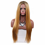 Women Synthetic Wig Capless Long Straight Golden Blonde Lolita Wig Party Wig Halloween Wig Carnival Wig Cosplay Wigs Natural Wig Costume