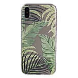 For iPhone X iPhone 8 Case Cover Pattern Back Cover Case Tree Soft TPU for Apple iPhone X iPhone 8 Plus iPhone 8 iPhone 7 Plus iPhone 7