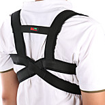 Back Brace Shoulder Brace / Shoulder Support for Cycling Hiking Jogging School Running Unisex Slim Line Elastic Joint support Lightweight