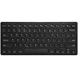 Bluetooth Ergonomic keyboard Chiclet Keys For Windows 2000/XP/Vista/7/Mac OS Android OS iOS iPad (2017) iPad Pro 12.9'' iPad Pro 9.7''