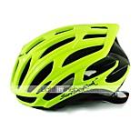 Универсальные Велоспорт шлем 25 Вентиляционные клапаны Велоспорт Велосипедный спорт М: 55-58CM Л: 58-61CM