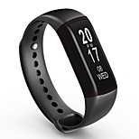 HHY New L55 Smart Wristbands Blood Pressure Heart Rate Sleep Monitoring Message Call Reminder Android IOS