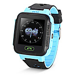 ips a15g kids smart watch gps locator tracker gsm network 2g data remote monitor двухсторонняя связь для ios или Android