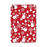 For iPad (2017) Case Cover Pattern Back Cover Case Christmas Soft TPU for Apple iPad (2017) iPad Pro 12.9'' iPad Pro 9.7'' iPad Air 2
