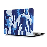 MacBook Case for MacBook Air 13-inch Macbook Air 11-inch MacBook Pro 13-inch with Retina display Camouflage Color TPU Material