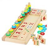 Набор для творчества Конструкторы Обучающая игрушка Игрушки Прямоугольный Куски Мальчики Девочки Подарок