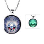 Муж. Жен. Ожерелья с подвесками Бижутерия Геометрической формы Серебрянное покрытие Простой стиль Бижутерия Назначение Повседневные