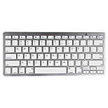Bluetooth teclado ergonômico Slim Para Windows 2000/XP/Vista/7/Mac OS Android OS iOS IPad (2017) IPad Pro 12.9 '' IPad Pro 9.7 '' IPad