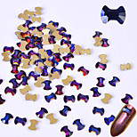 10 Декор для нейл-арта горный хрусталь жемчуг макияж Косметические Ногтевой дизайн
