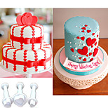 Love-Shaped Cake Molds Tools