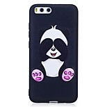 For Case Cover Pattern Back Cover Case Panda Soft TPU for Xiaomi Xiaomi Redmi 4X Xiaomi Mi 6