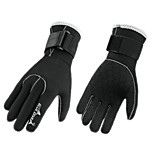 Diving Gloves Terylene Neoprene Mittens Handlebar mitts Warm Anti-Wear Anti-skidding Diving Hunting and Fishing Diving/Boating
