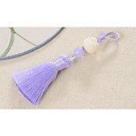 Bag / Phone / Keychain Charm Crystal / Rhinestone Style Tassel Crystal Polyester Chinese Style 14CM