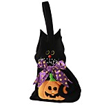Animal Ghost Monster Pumpkin Bags and Purses Halloween Festival/Holiday Halloween Costumes Black Fashion