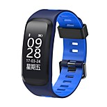 Men's Woman Smart Bracelet / Smartwatch / Long Standby /IP68 30M waterproof/ Pedometers / Heart Rate Monitor / Alarm Clock / Distance Tracking