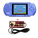 RS-15 Classic Retro Game Console Handheld Portable 3.25 more 300 Games Pocket free cartridge 2nd Player Controller